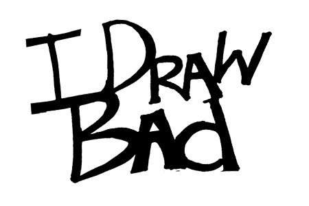 I Draw Bad title