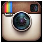 Instagram logo hyperlinks to go to I Draw Bad's Instagram page